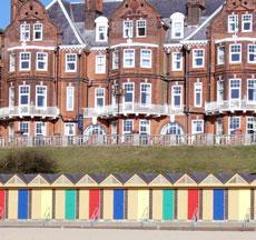 Save on Hotels Rooms @ The Hotel Victoria Near Pakefield in Suffolk.