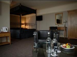 The Hotel Victoria Has undergone an excellent recent refurbishment