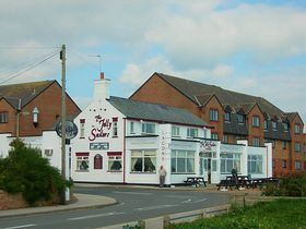The whole family will enjoy the Jolly Sailors Pub & Restaurant in Pakefield