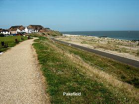 The Village Of Pakefield Boasts Beautiful Coastline