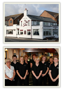 Jolly Sailors in Pakefield under new management
