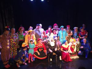 New posts: Calling all Clowns! Clown Gathering UK 2017 comes to Pakefield